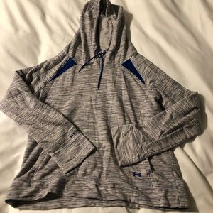 Under Armor sweatshirt gray